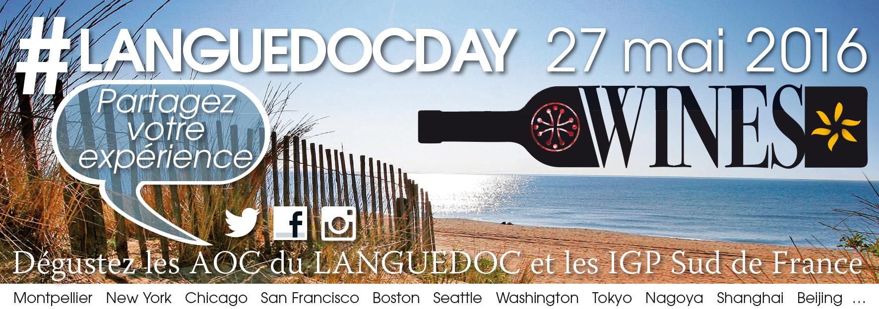 #LanguedocDay