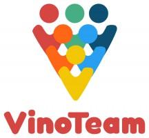 VinoTeam logo squarepicto-nom