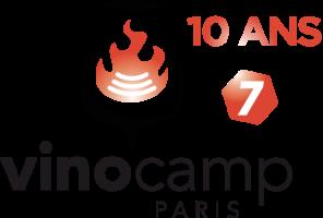 Logo Vinocamp Paris 7